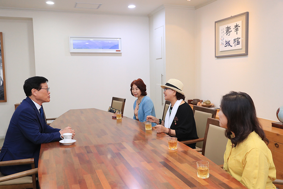 민화 기부 약정식(2019.08.28.) 4