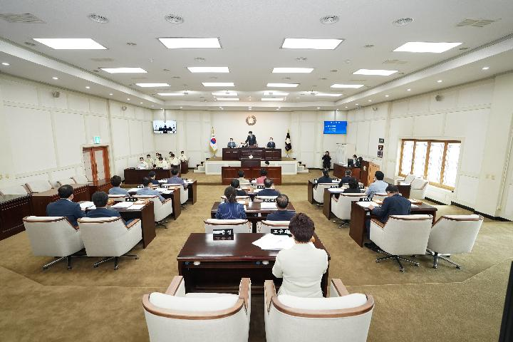 10일 수성구의회는 15일간의 일정을 마치고 제238회 임시회를 폐회했다.